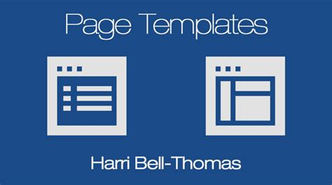 page template plugin add page templates to with a plugin wpexplorer