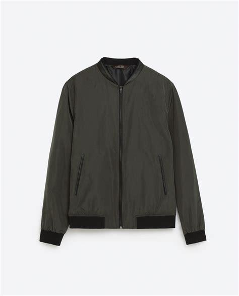 Jaket Bomber Zara Jual Beli Jacket Bomber Jacket Zara Original