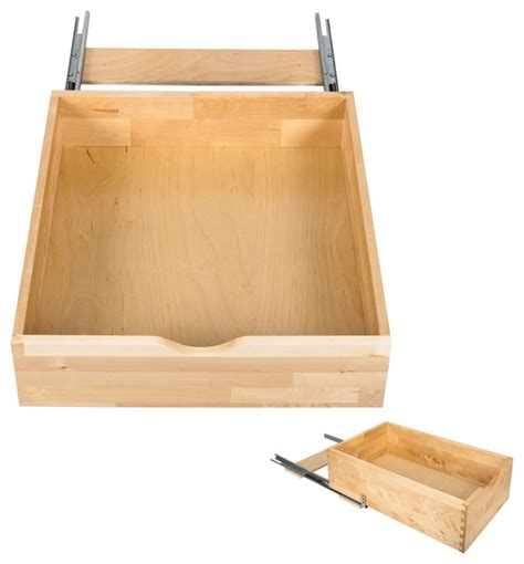 Rollout Shelf by Shop Houzz Preassembled Rollout Shelf System Cabinet