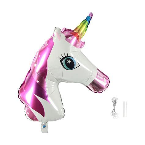 Unicorn Foil Balloon   KmartNZ