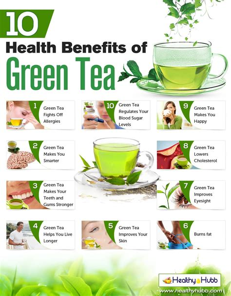 How To Detox Polythenols by The Top 10 Health Benefits Of Green Tea Teas Benefit