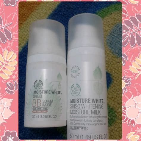 Harga The Shop Serum review the shop moisture white shiso whitening
