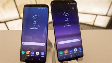 Foto Harga Samsung S8 harga resmi samsung galaxy s8 di indonesia