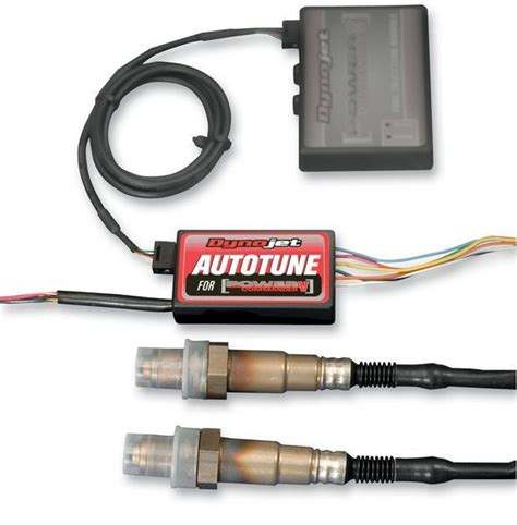 dynojet research inc power commander v dynojet research autotune kit for power commander v 2wheel