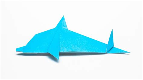 Easy Origami Step By Step - free coloring pages how to make an easy origami dolphin