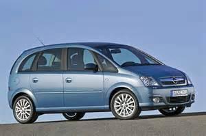 Opel Meriva 2007 2007 Opel Meriva Opc Related Infomation Specifications