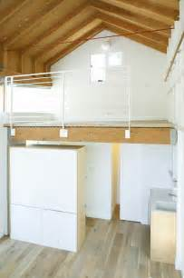 loft shed modern with white wall white cabinet
