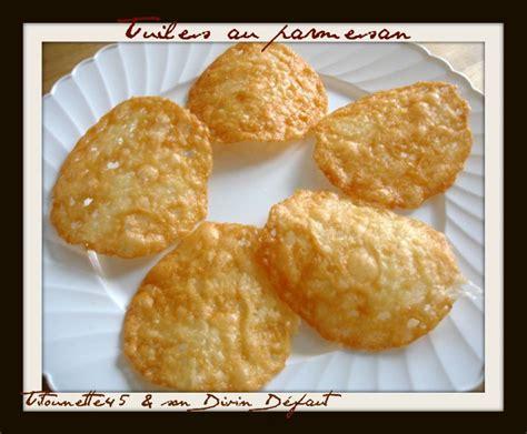 recette tuile au parmesan tuiles au parmesan les recettes de titounette45