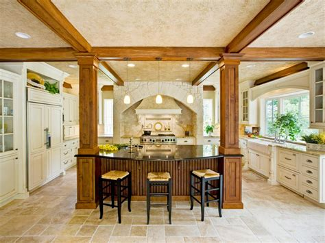 Entertaining Kitchen Designs by Kitchens Designed For Entertaining Hgtv