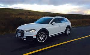 Audi All White 2017 Audi A4 Allroad Review Available Avant