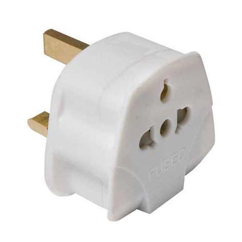 Hv9085 Universal Eu 2 Adapter To 3 Pin Pl Kode Bis9139 1 universal to 3 pin visitor travel adaptor for usa aus eu au us to