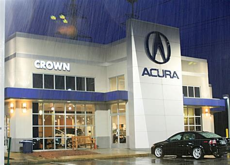 acura dealership raleigh nc directions and hours to crown acura greensboro