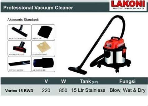 jual lakoni vakum vacum vacuum cleaner vortex  bwd