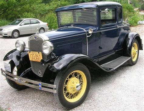 Vintage 1930 Model A Ford 228 best model a ford coupes images on