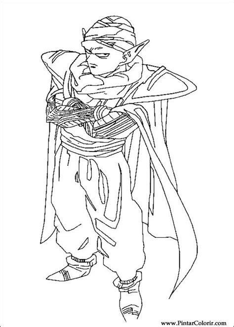 dragon ball z coloring book online desenhos do dragon ball z