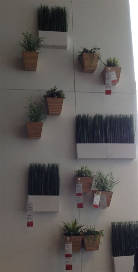 wall planters indoor ikea ikea wall planters apartment plant solutions