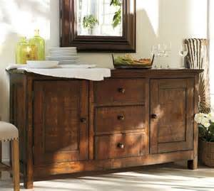 pottery barn buffets 1000 ideas about dining room buffet on buffets furniture dining rooms and blue