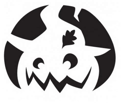 unique printable stencils extraordinary pumpkin carving templates for wonderful