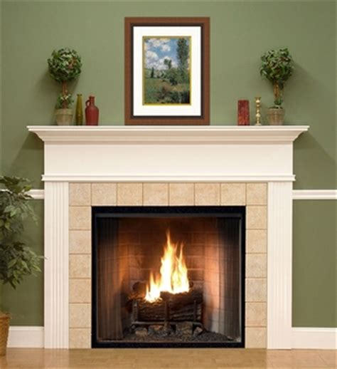 Wood Mantels For Fireplaces Custom Chalkville Fireplace Mantel Images