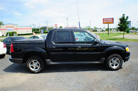 2005 ford truck for sale 2005 ford explorer xls black 4x2 sport truck sale