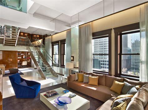 the living room dallas joule hotel dallas penthouse suites tihany design