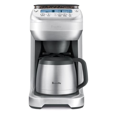 Breville YouBrew Thermal Carafe Coffee Maker with Conical Burr Grinder   cutleryandmore.com