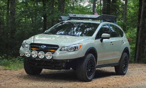 subaru forester road bumper hell yeah lifted subaru crosstrek
