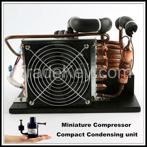 rotary  dc mini refrigeration compressor  portable