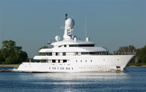 ilona yacht new look for 82m superyacht ilona after abeking refit
