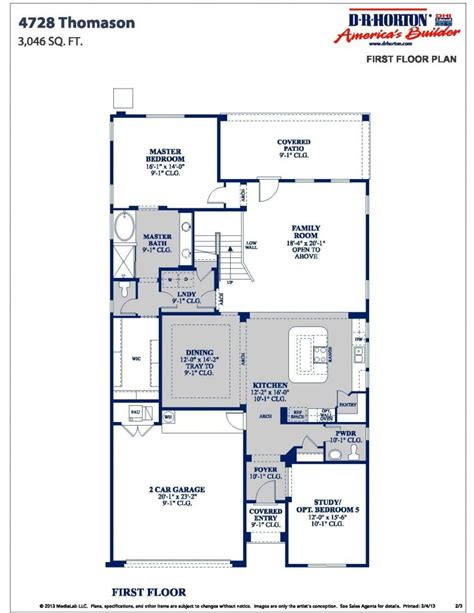 plans for homes beautiful floor plans for dr horton homes home plans