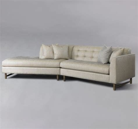 The Edward Angled Sectional Sofa Angled Sofa Sectional