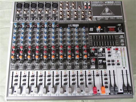 Mixer Behringer Xenyx X1832 Usb dhl shipping top sale behringer xenyx x1832 usb 18 channel