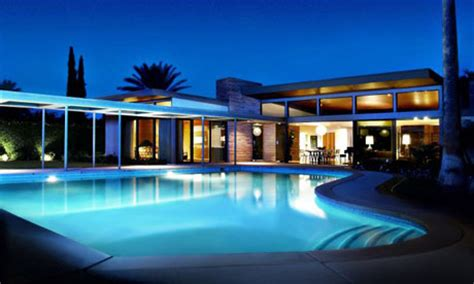 palm springs mansion rentals