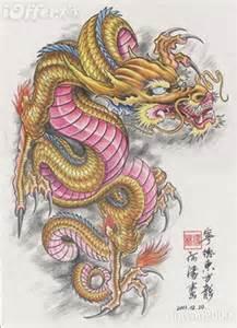 25 best ideas about asian dragon tattoo on pinterest