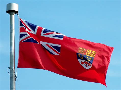 canadian boat flags happy dominion day fellow canadians patriactionary