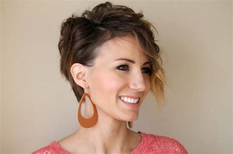 What Size Curling Iron For Pixie Cut | flat iron size for pixie cut i love short hair on