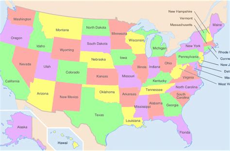 map of the states here are 13 really aggravating things about the map of the