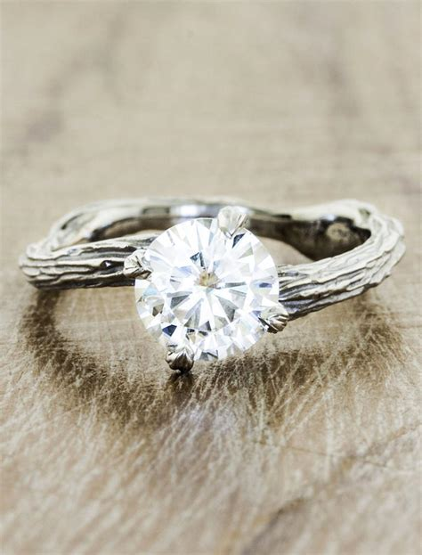 Wedding Ring Nature by Laurel