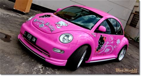 pink volkswagen inside volkswagen beetle hello automotive and info