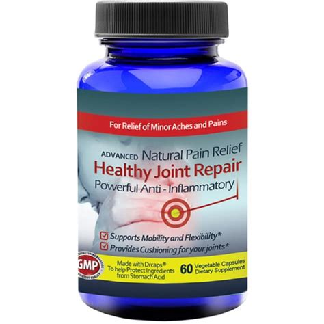 Nature S Health Joint Health 60 Tabs totally products healthy joint repair anti inflammatory
