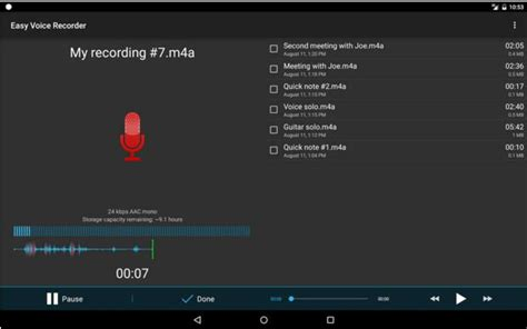 android sound recorder the best android sound recorder for mobile phone dr fone