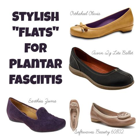 comfort shoes for plantar fasciitis 5 stylish quot flats quot for plantar fasciitis comfortable