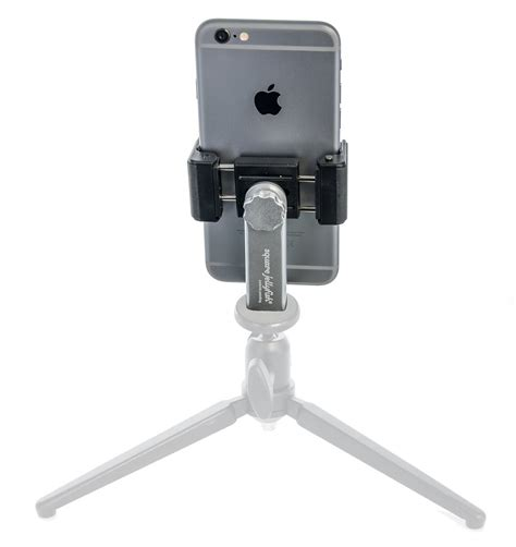 square jellyfish metal tripod mount makes iphone photography free