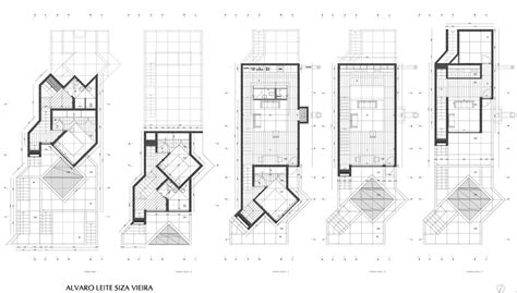 House Plans With A View gallery of flashback tolo house 193 lvaro siza vieira 41