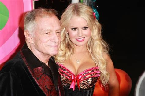 Hef And To Wed by Hugh Hefner S Girlfriends Channel24