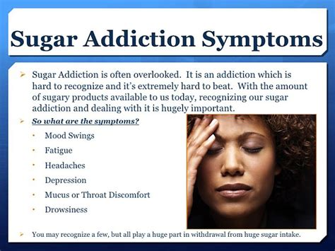 Detox Symptoms From Quitting Sugar by How To Avoid And Curb Sugar Cravings Naturally