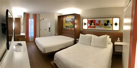 best rooms at pop century photos new modern style value resort rooms debut at disney s pop century resort wdw news today