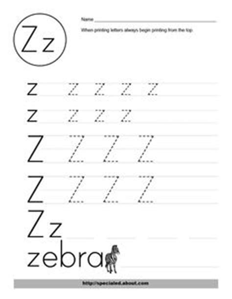 1000 images about preschool letter z ideas on