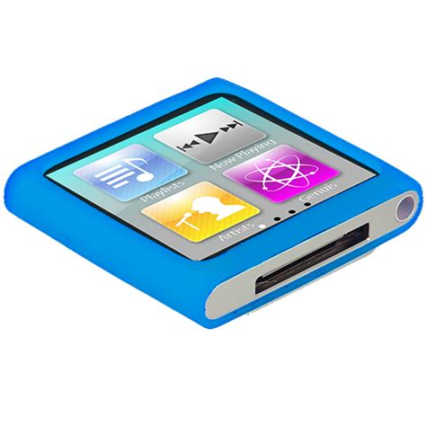 Ipod Nano 6th Like Iwatch Rubber color silicone rubber gel soft skin cover for apple ipod nano 6th 6 6g ebay