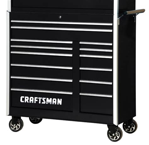 Craftsman Professional Cabinet by Craftsman 42 Quot 14 Drawer Pro Cabinet With Integrated Latch
